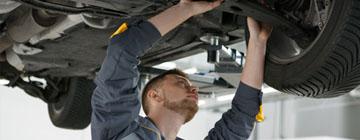 Auto Repair In Process
